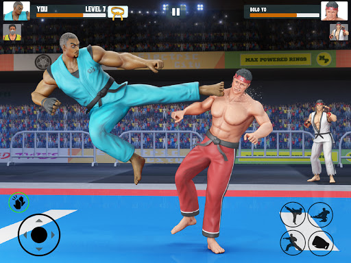 Tag Team Karate Fighting Games: PRO Kung Fu Master 2.2.5 screenshots 9