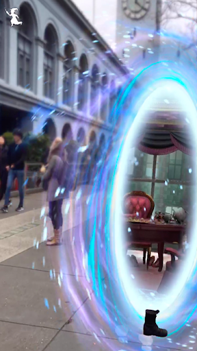 Harry Potter:  Wizards Unite 0.7.0 screenshots 1