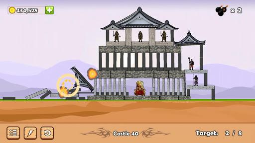 Télécharger Castle Down: Siege of the Catapult APK MOD (Astuce) screenshots 4