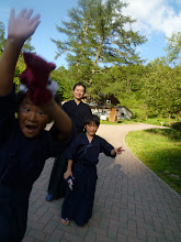 Photo: うりゃ~!
