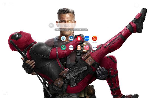 Deadpool 2 Wallpapers New Tab