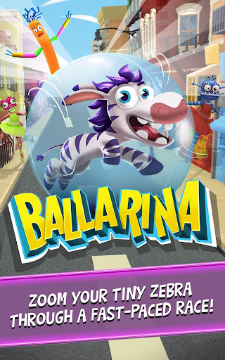Ballarina A GAME SHAKERS App