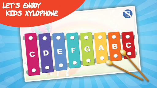 Music game for kids: Xylophone screenshot