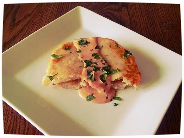 Irish Potato Pancakes With Mayo Sauce Recipe