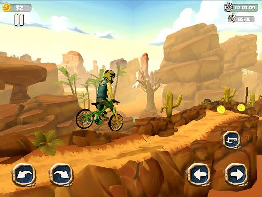 Dirt Bike Racing Stunts screenshot 10