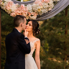 Wedding photographer Natali Nikitina (natalienikitina). Photo of 21.01.2018