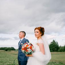 Wedding photographer Aleksandra Kapitanovich (alexandrusha). Photo of 06.06.2018