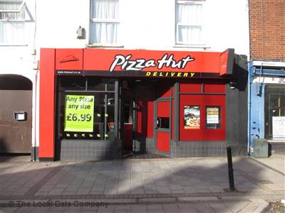 Pizza Hut Delivery On Sidwell Street Pizza Takeaway In