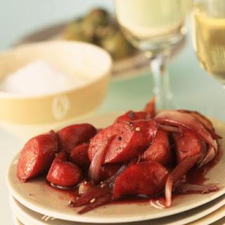 Chorizo in Rioja