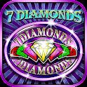 Seven Diamonds Deluxe : Vegas Slot Machines Games icon