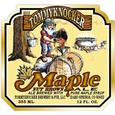 Logo of Tommyknocker Maple Nut Brown