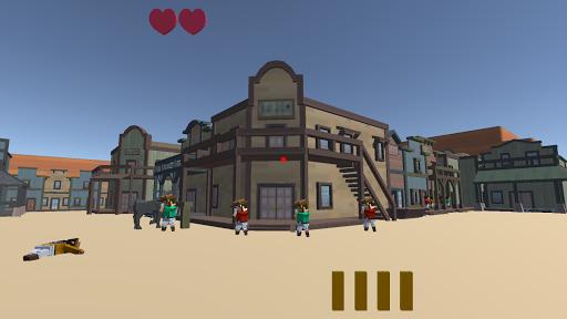 Wild West Shoot Out VR  screenshots 2