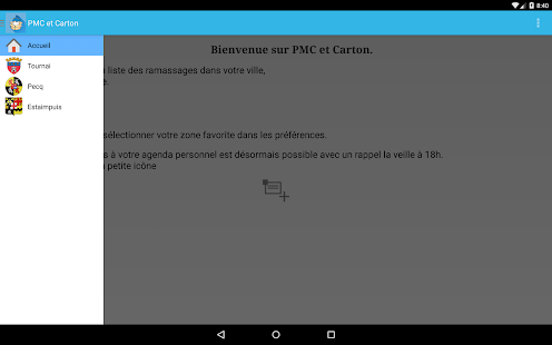 PMC et Cartons - Android Apps on Google Play