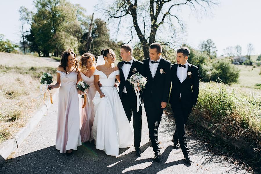 Wedding photographer Volodymyr Harasymiv (VHarasymiv). Photo of 01.05.2019