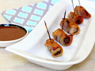 Sweet Heat Bacon Sirloin Bites Recipe