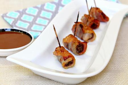 Sweet Heat Bacon Sirloin Bites Recipe
