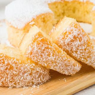 Coconut-Flour Protein Bundt Cake.
