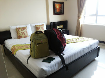 Backpacking Phnom Penh