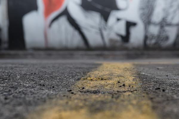 la linea gialla  di Lizzi