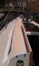 Photo: Port side of cabin top.