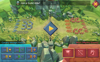 Lords Mobile: Battle of the Empires - Strategy RPG APK screenshot thumbnail 15