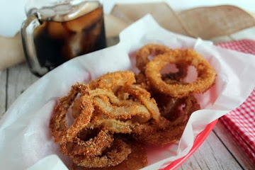 Pam's Variations On A Theme - Onion Rings Recipe