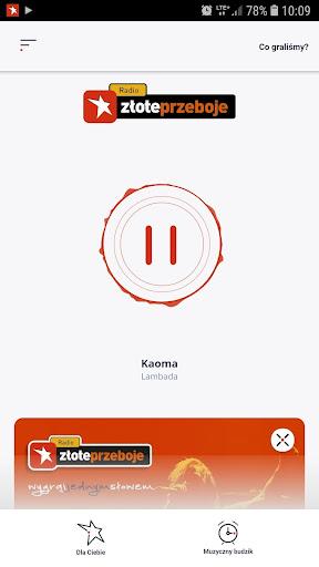 Radio Zu0142ote Przeboje 2.0.8 screenshots 1