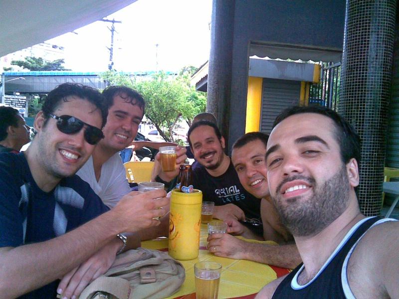 Pablo, Victor, Barrigudinho, Fabinho Malta e Jota