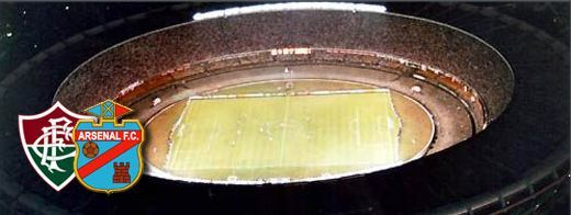 Fluminense x Arsenal