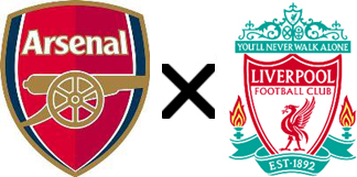Arsenal x Liverpool