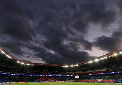 Le PSG interdit le public au Camp des Loges