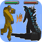 Mod Kong vs Godzilla for MCPE