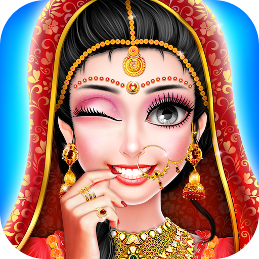Indian Fashion Wedding Spa Salon And Makeover (game)