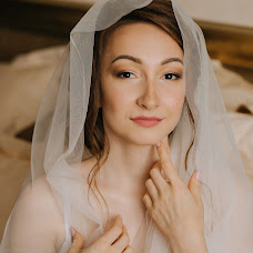 Wedding photographer Oksana Baranova (blackcat88). Photo of 14.10.2018