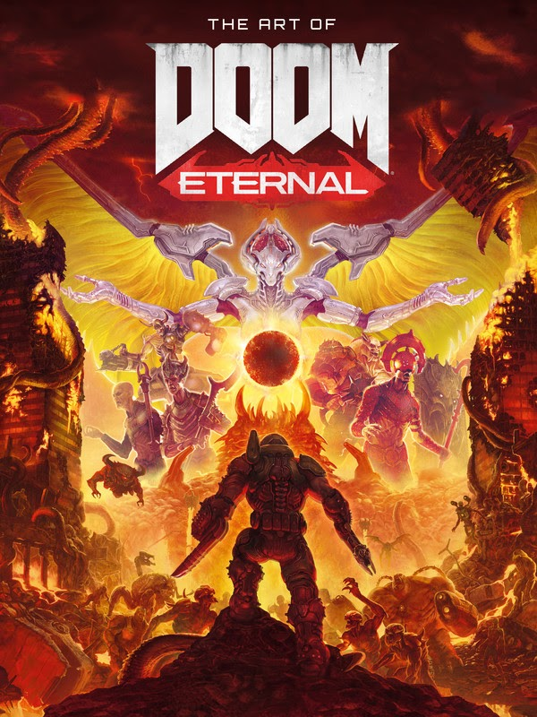 The Art of DOOM Eternal (2020)
