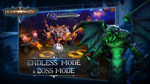 Heroes Never Die 1.0.7 Screenshots 5