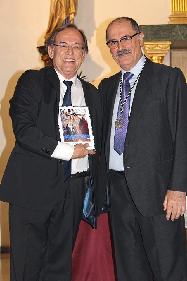 Juan Rafael Muñoz y José Antonio García Pardo.