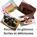 Recettes de gâteaux faciles et délicieuses icon