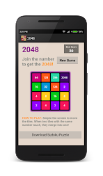 2048 Puzzle PRO(No Ads) APK screenshot thumbnail 1