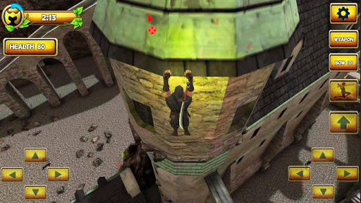 Ninja Samurai Assassin Hero II 1.1.8 screenshots 10