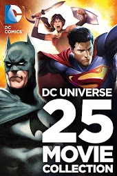 DC Universe 25 Movie Collection