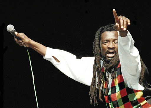 Lucky Dube is coining it from the grave - SowetanLIVE