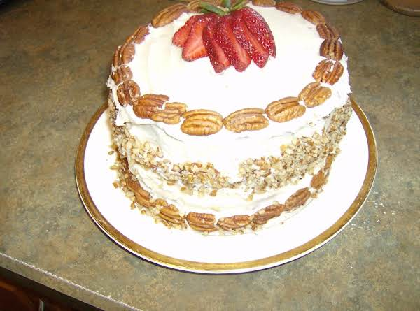 Rose Mary's Italian Cream Cake & Frosting