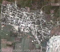 Espinal, ubicación de la Sede de la Universidad Veracruzana Intercultural