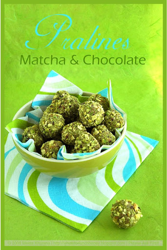 Matcha Pralines (06) by MeetaK