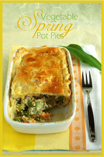 Ricotta Veg Pot Pie (02) by MeetaK
