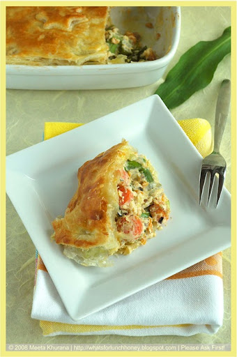 Ricotta Veg Pot Pie (03) by MeetaK