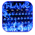 Blue Flame Keyboard APK