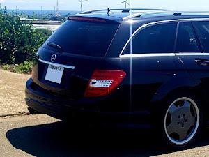 Cクラス ステーションワゴン W204 のカスタム事例画像 たけさんさんの2021年06月10日00:13の投稿