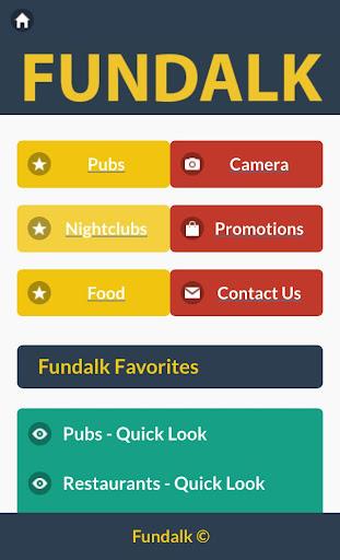 Fundalk App
